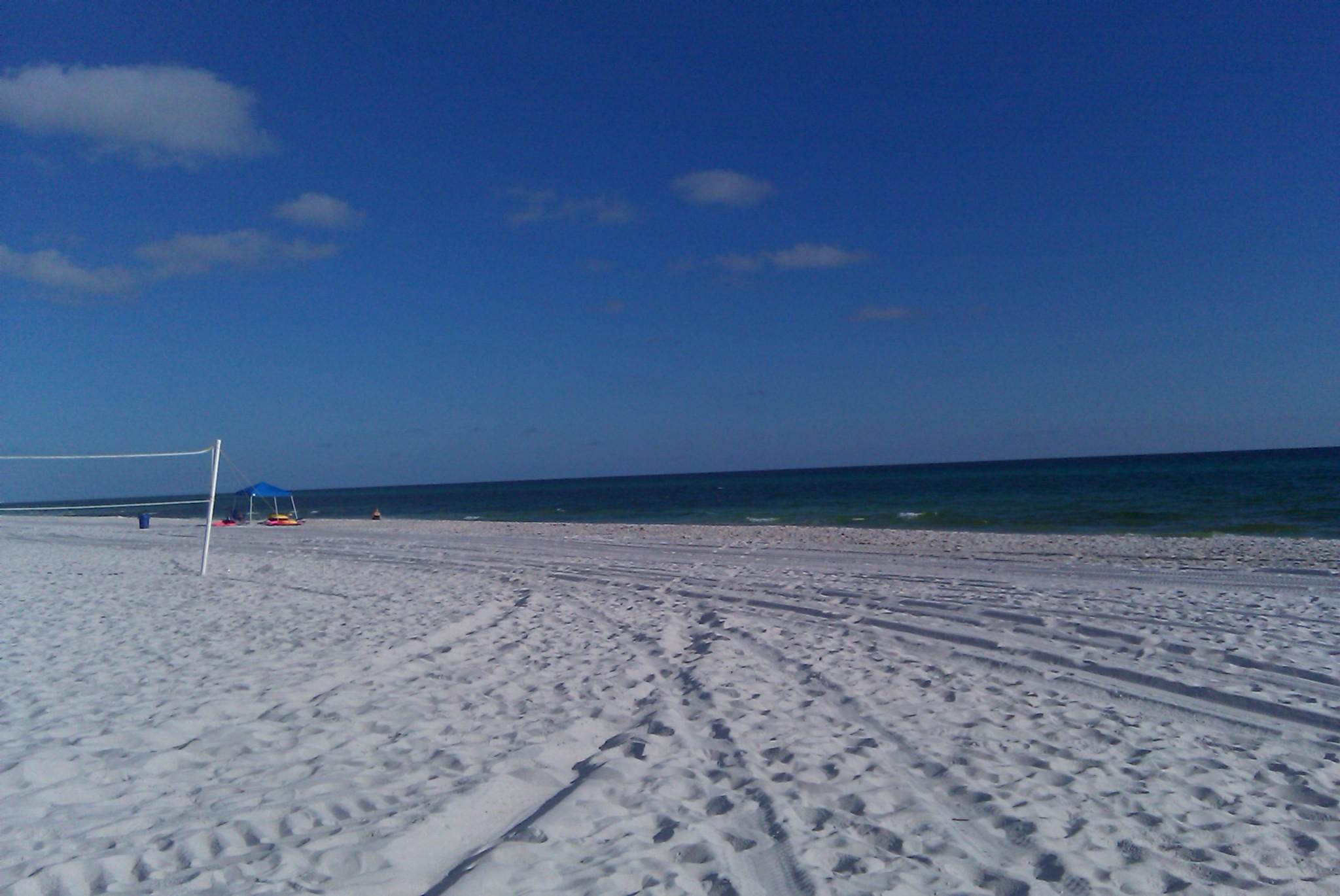 Panama City Beach Flag Color Today
