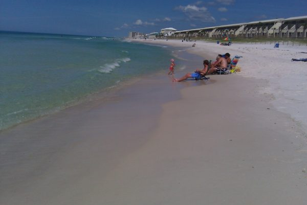 West-End PCB Beach Photo (09/10/10)