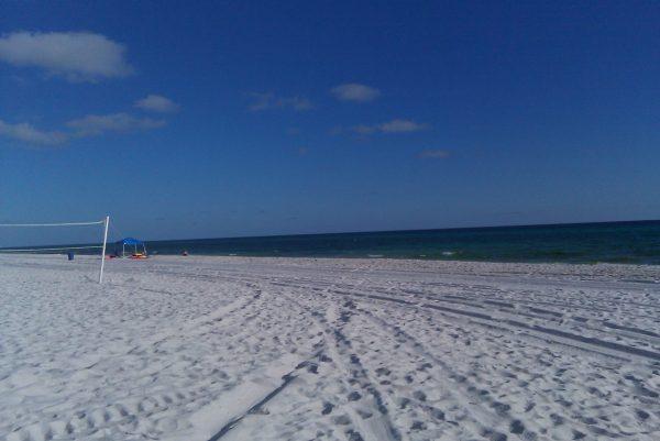 West-End PCB Beach Photo (09/11/10)