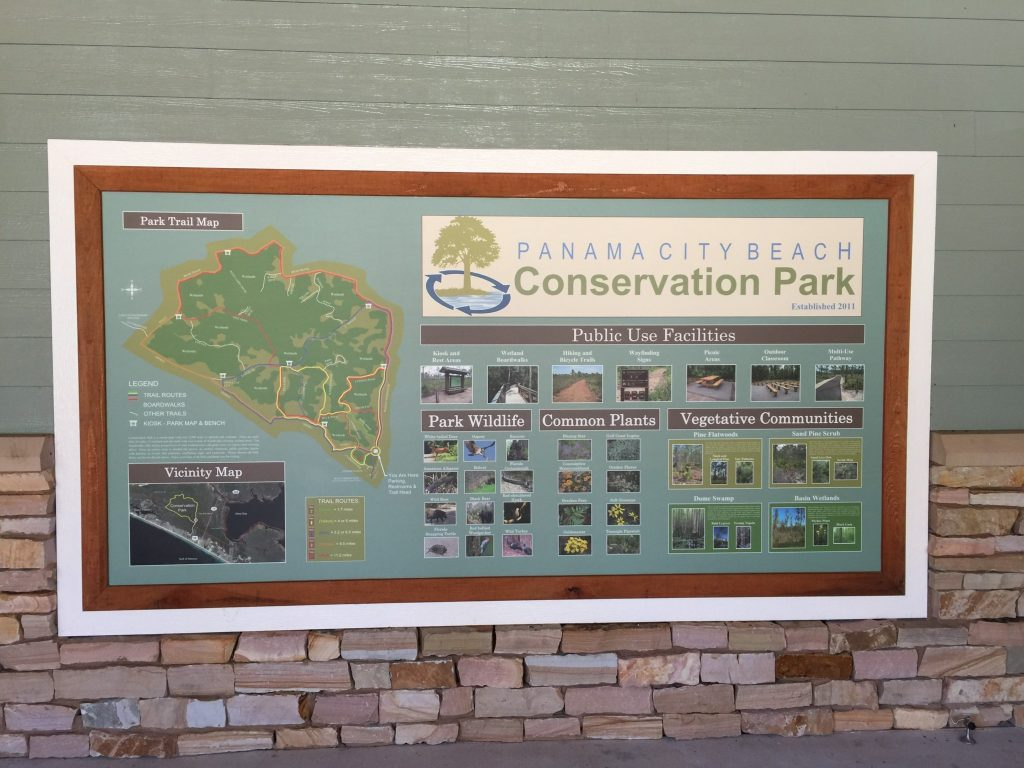 Conservation Park Trail Maps