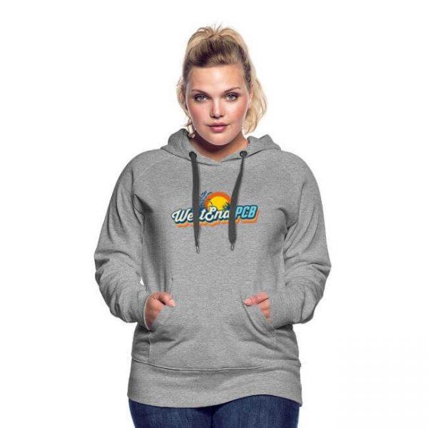 West-End-PCB-Logo-Sweatshirt-Hoodie-Heather-Gray