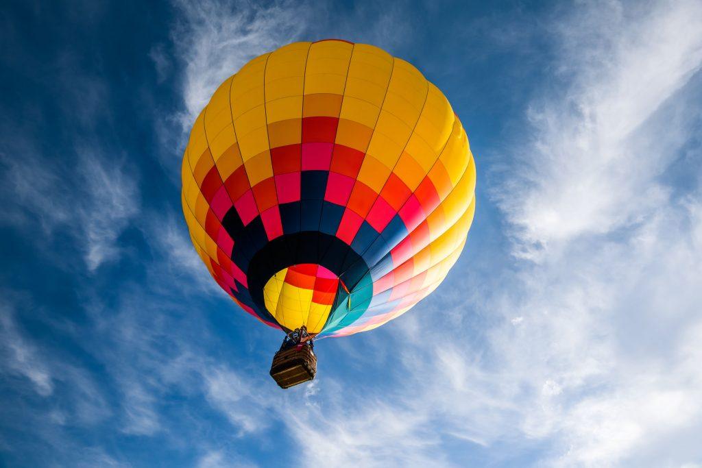 Panama City Beach Balloon Festival at Aaron Bessant Park