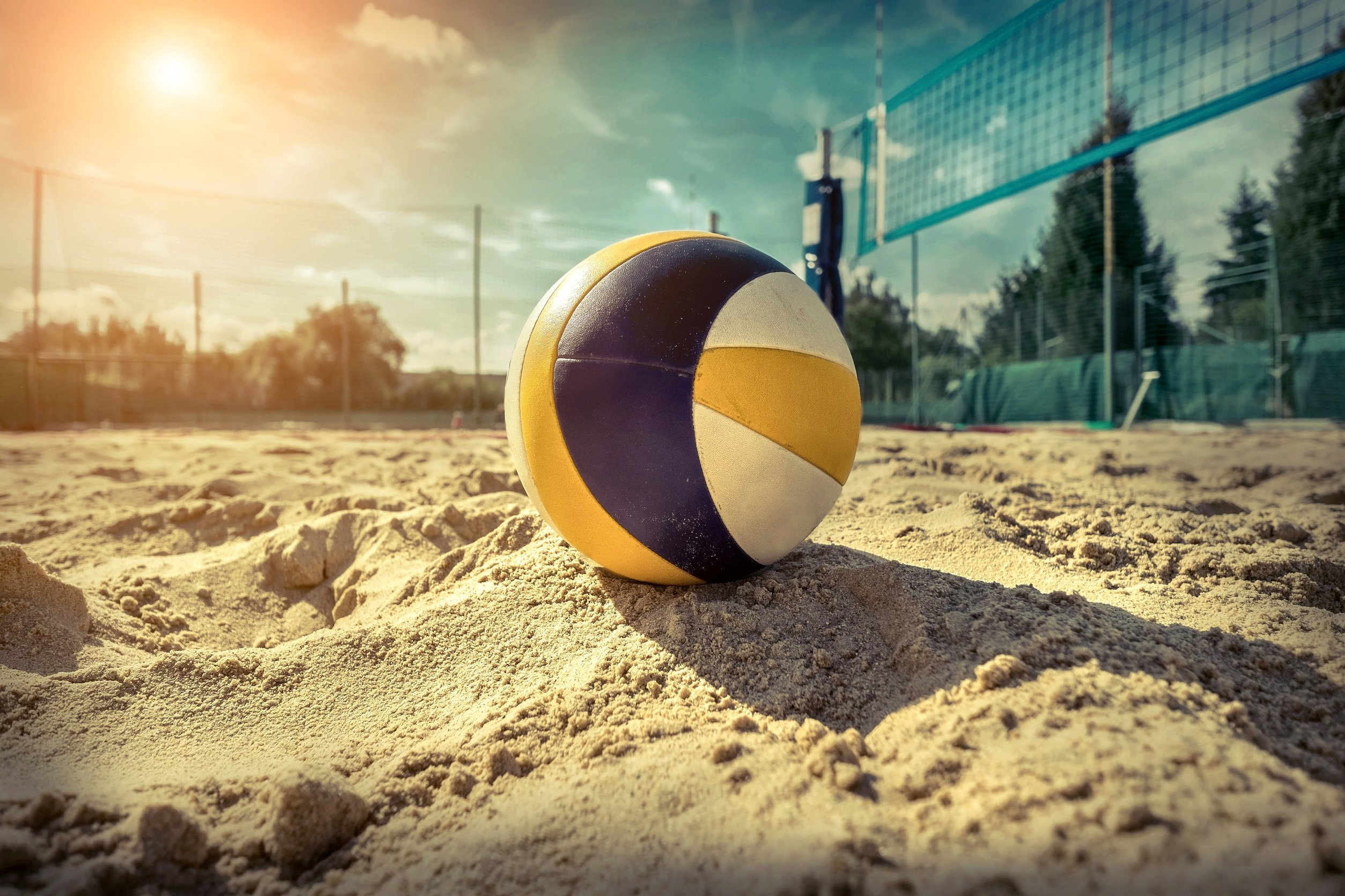 Beach Volleyball - Beach Games