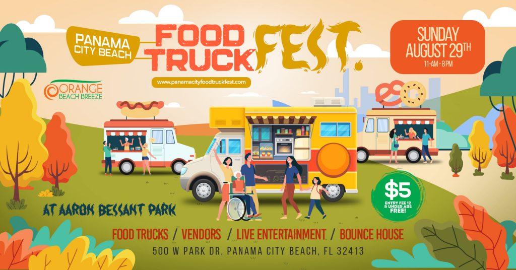 PCB Food Truck Fest 2021
