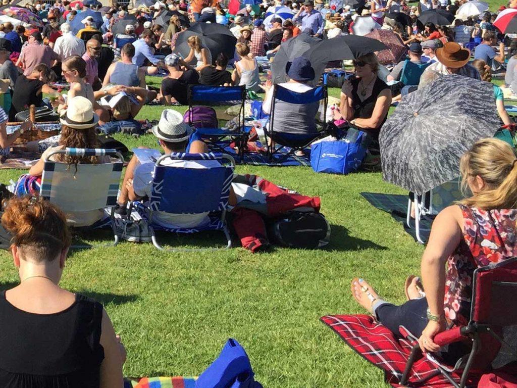 Summer Concert Series Aaron Bessant Park