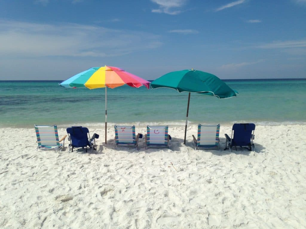 Labor Day Weekend in PCB