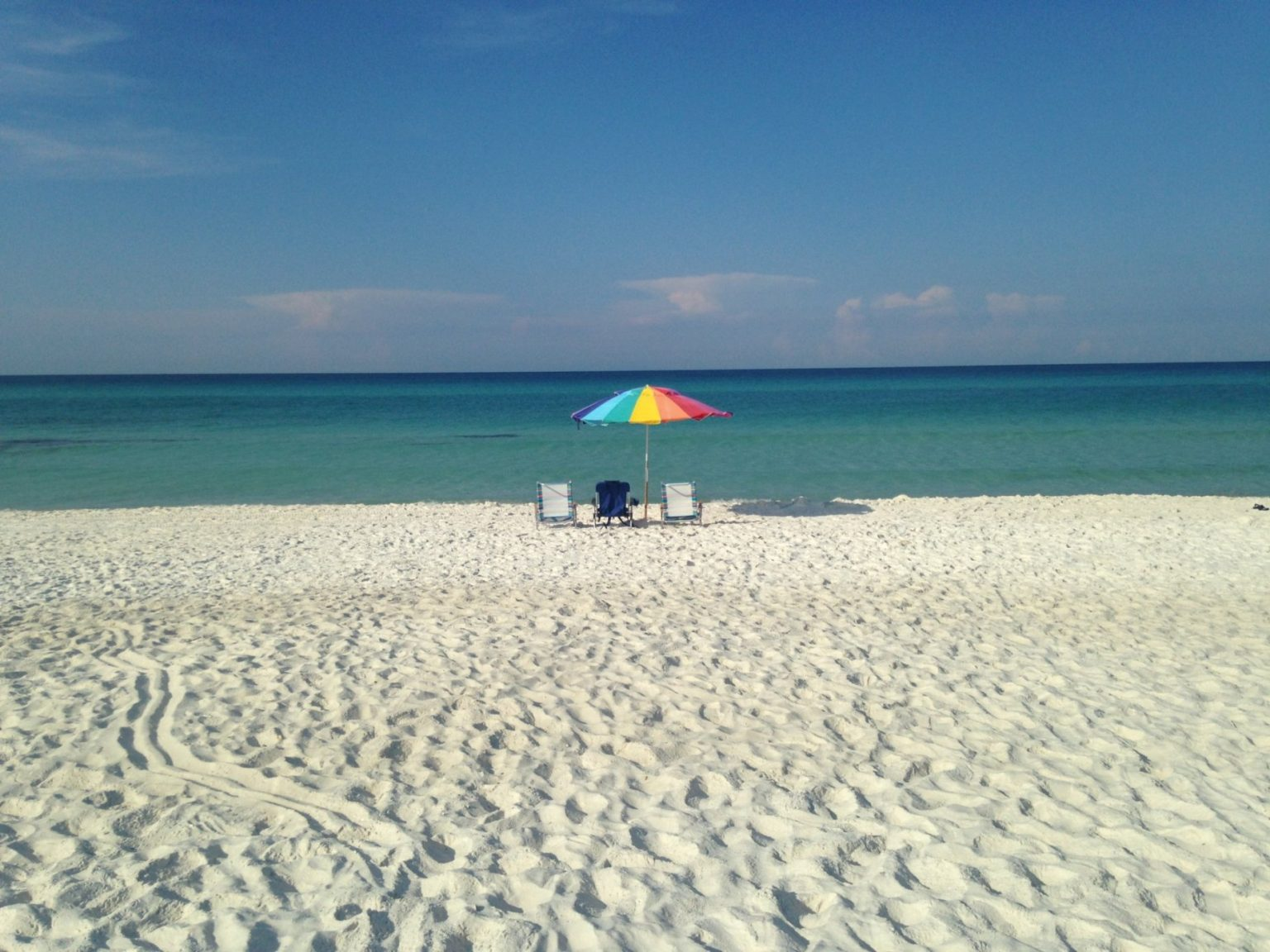 Beach in Sunnyside Florida